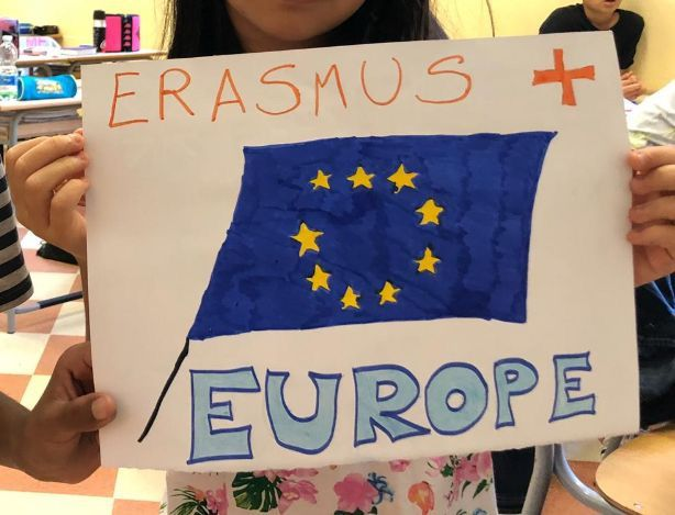 "Progetto ERASMUS PLUS ""FOOD FOR THOUGHT – A CULTURAL RECIPE OF EUROPEAN TRADITIONS AND CUSTOMS"""